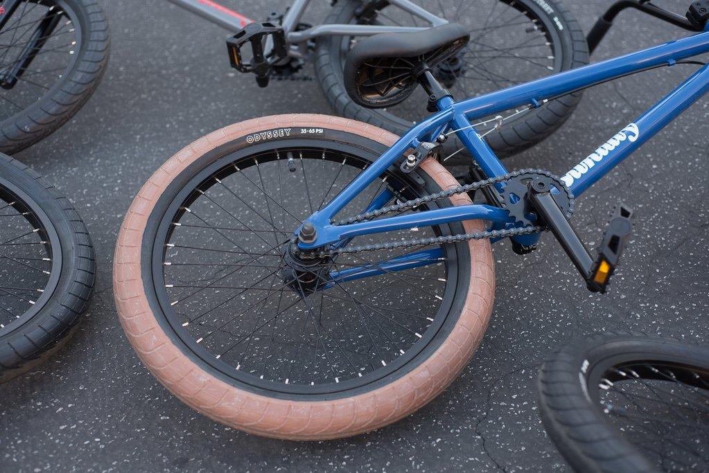 BMX wheelsets
