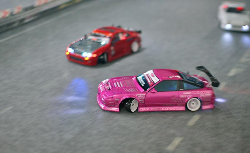 Street Race Cars