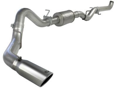 Aluminized Exhaust