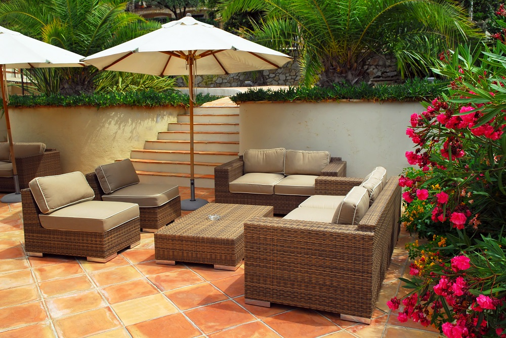 French Outdoor Furniture