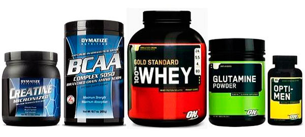 Workout Supplements For Sale