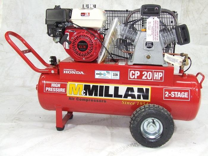 petrol-compressor