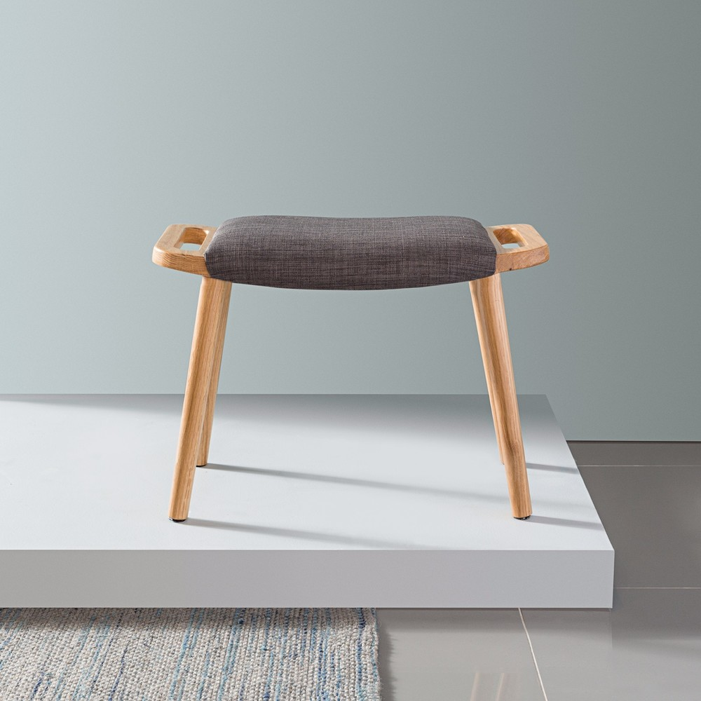 Scandinavian ottomans 2