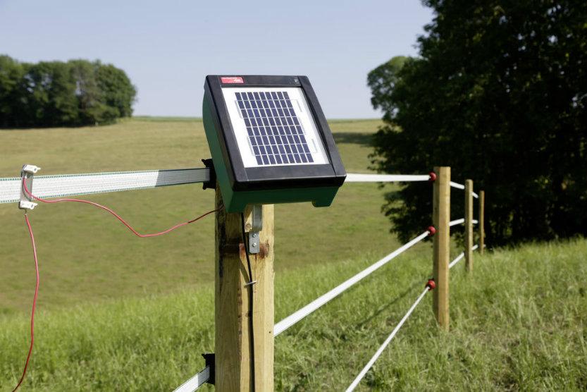 electric fence energiser