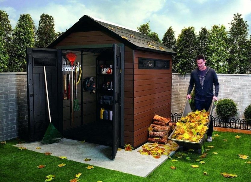 storage shed kit