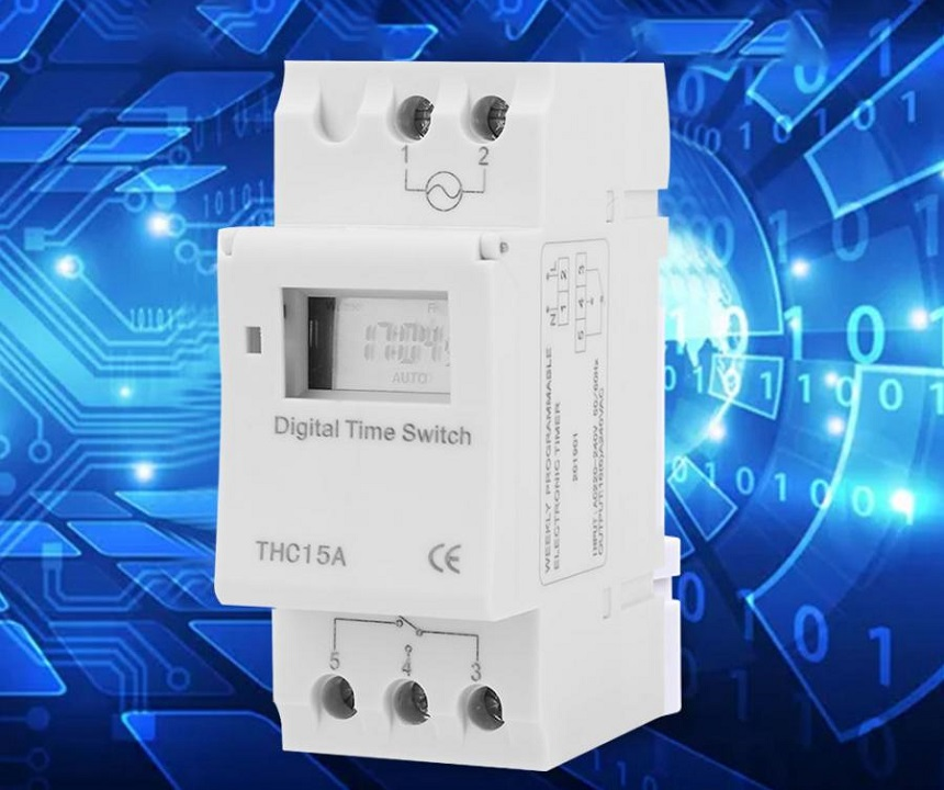 Digital Time Switches