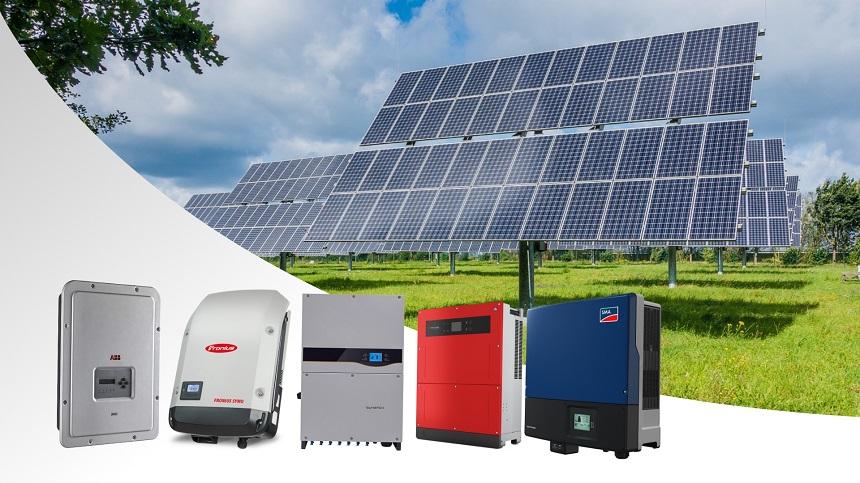 solar inverters online
