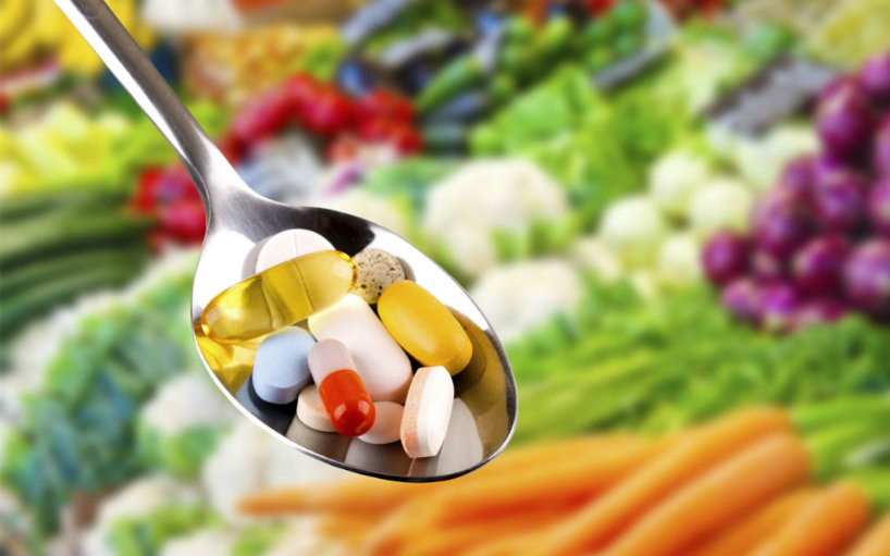 Dietary Supplement Vitamins