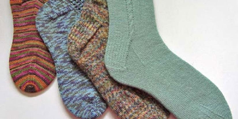 Tips yarns socks