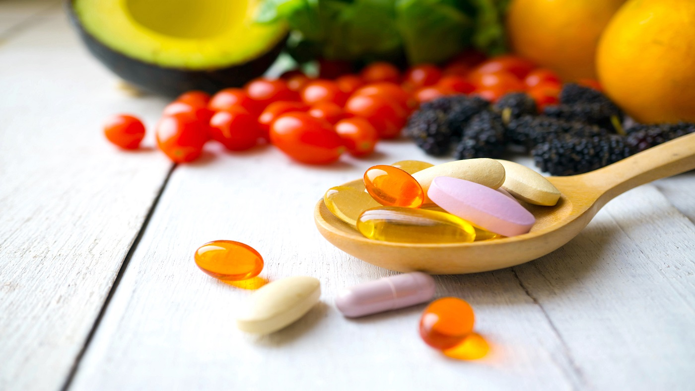 foods or Dietary Supplement vitamins