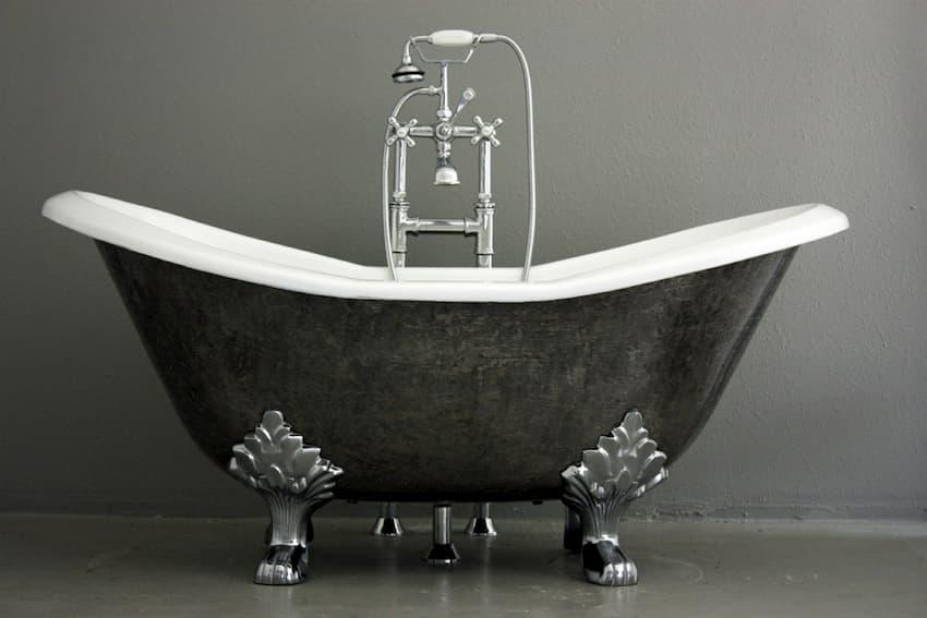 Clawfoot-Bathtubs double model