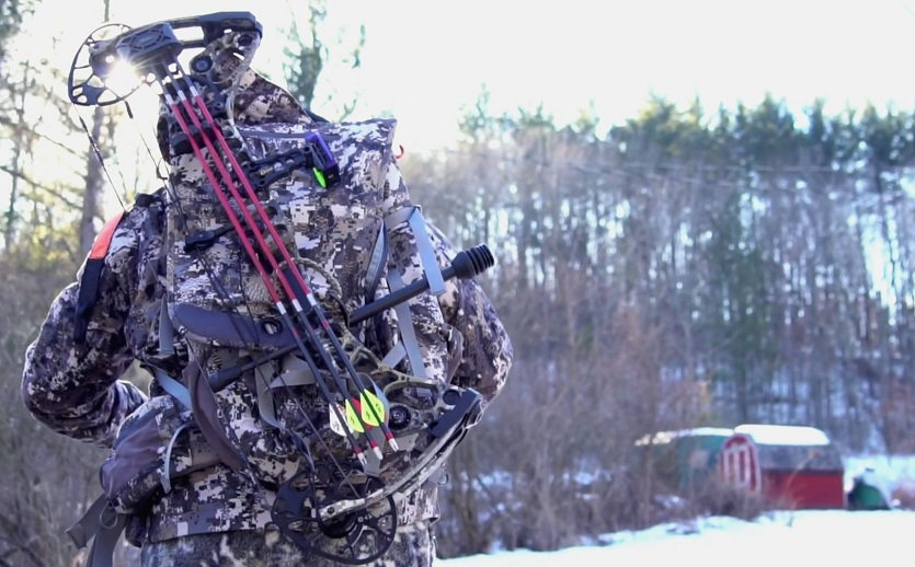 hunting in regions with colder climates