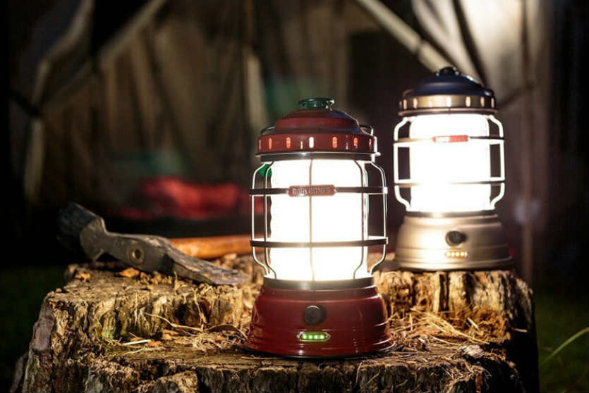 led lights for camping