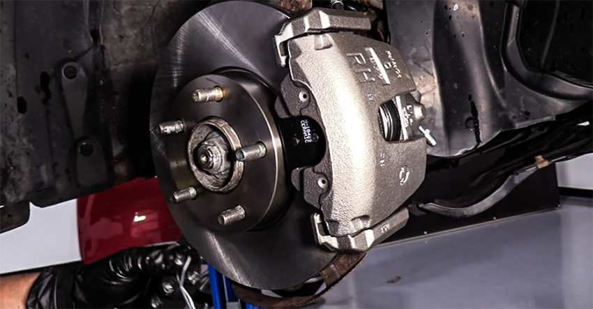 mazda 3 rear brake pads
