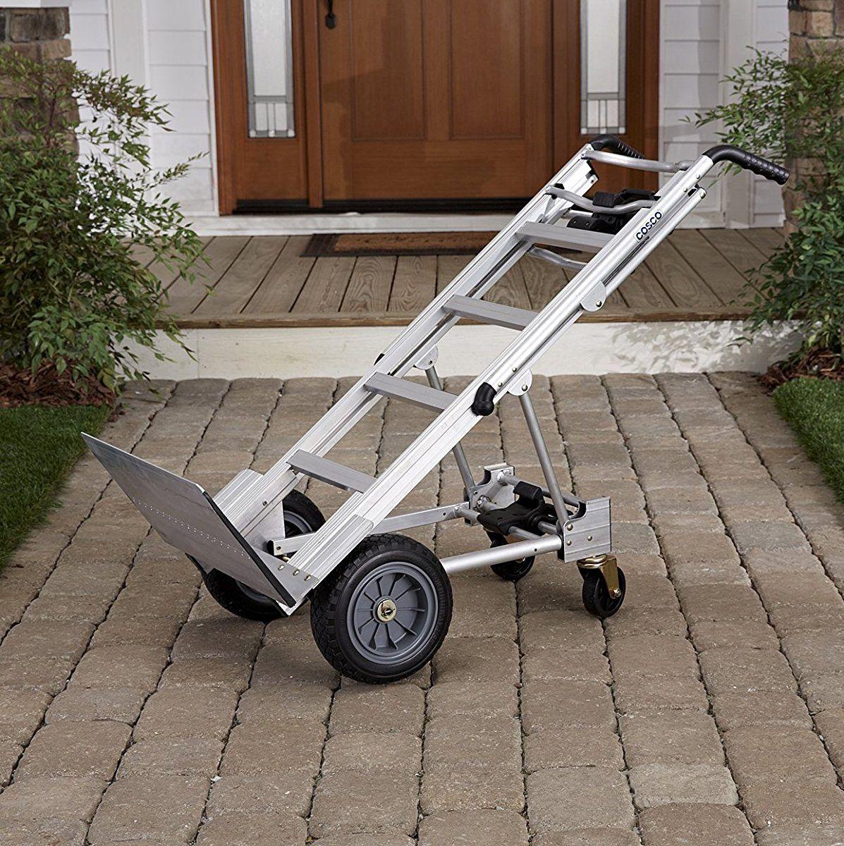 aluminum hand truck cart