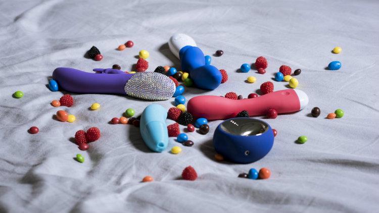 the famous rabbit vibrator sex toys
