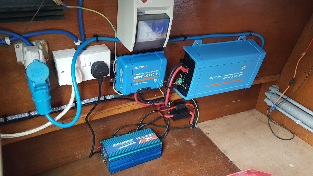 pure sine wave inverter system
