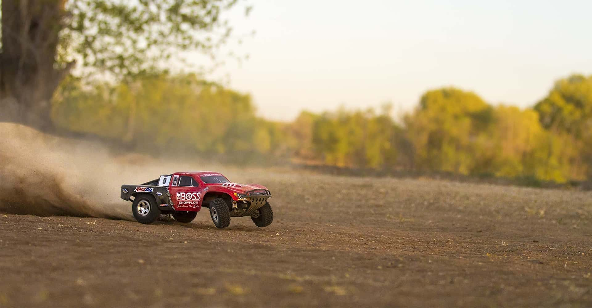 fast rc car outdoor performance