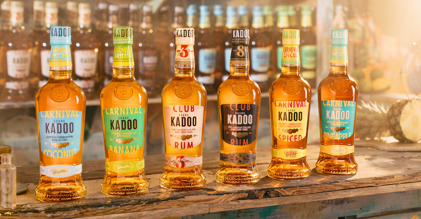 different type of rums